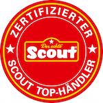 Zertifizierter Top-Händler der Marke Scout
