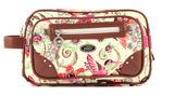 Oilily Tropical Birds Pocket Cosmetic Bag Off White buy online at modeherz