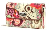 Oilily Tropical Birds Big Wallet Off White online kaufen bei modeherz
