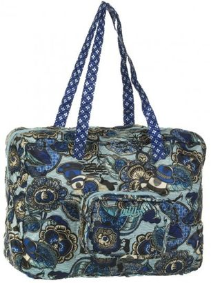 Oilily Folding Shopper Bag Handbag Blue blue