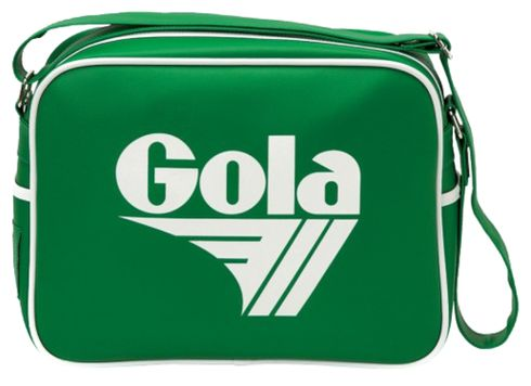 Gola Redford Bag Shoulder Green White Apple