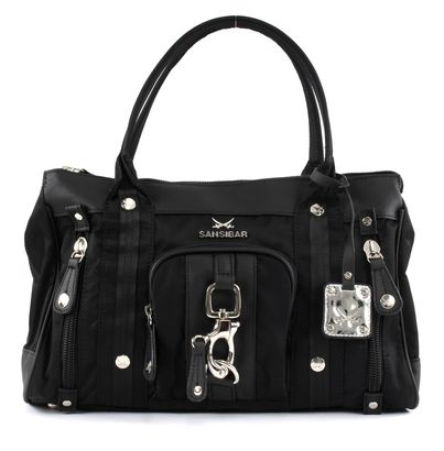 Sansibar Zip Bag Handbag Shoulder Typhoon Black
