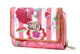 Oilily S Wallet Purse Summer Romance Coral Rosa buy online at modeherz