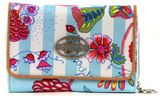 Oilily S Wallet Purse Summer Romance Crystal Blue buy online at modeherz