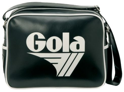 Gola Redford Bag Shoulder Black White