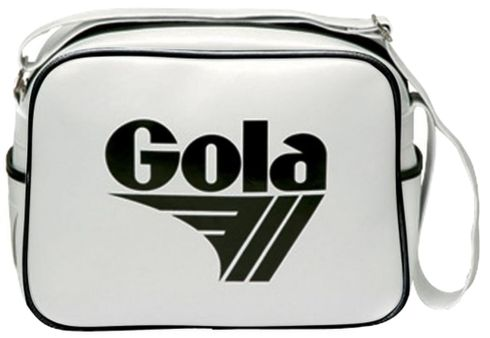 Gola Redford Bag Shoulder White Black