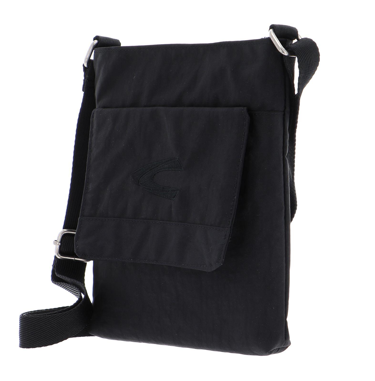 Camel Active Shoulderbag Tasche Schultertasche Journey S Schwarz Black