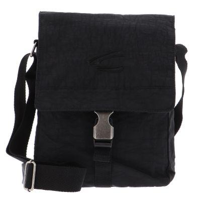 Camel Active Shoulderbag Tasche Schultertasche Journey Schwarz Black