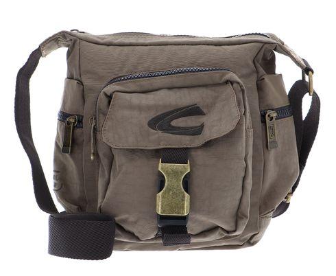 Camel Active Shoulderbag Tasche Umhängetasche Journey Braun Sand