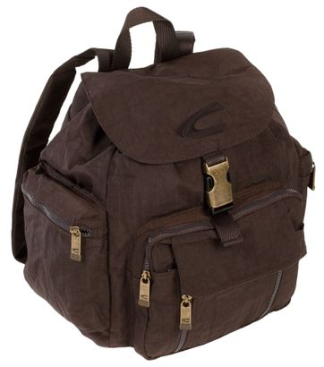 Camel Active Backpack Bag Journey Brown