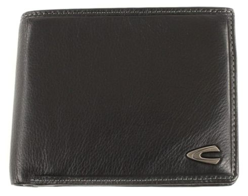 Camel Active Wallet Purse Cross Vegas Black