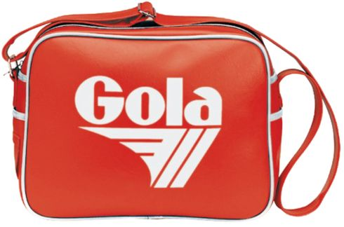 Gola Red ford Bag Shoulder White