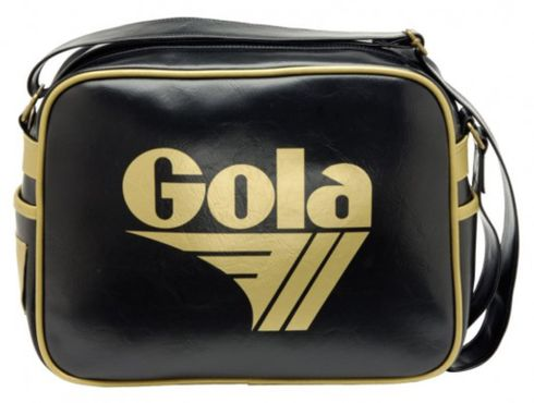 Gola Redford Tasche Black / Gold