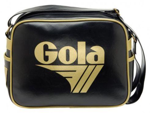 Gola Redford Tasche Black / Gold