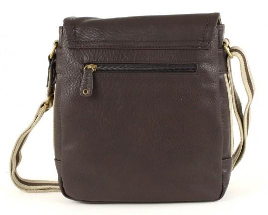 tom tailor cross body bag kentucky postbag small brown. Black Bedroom Furniture Sets. Home Design Ideas