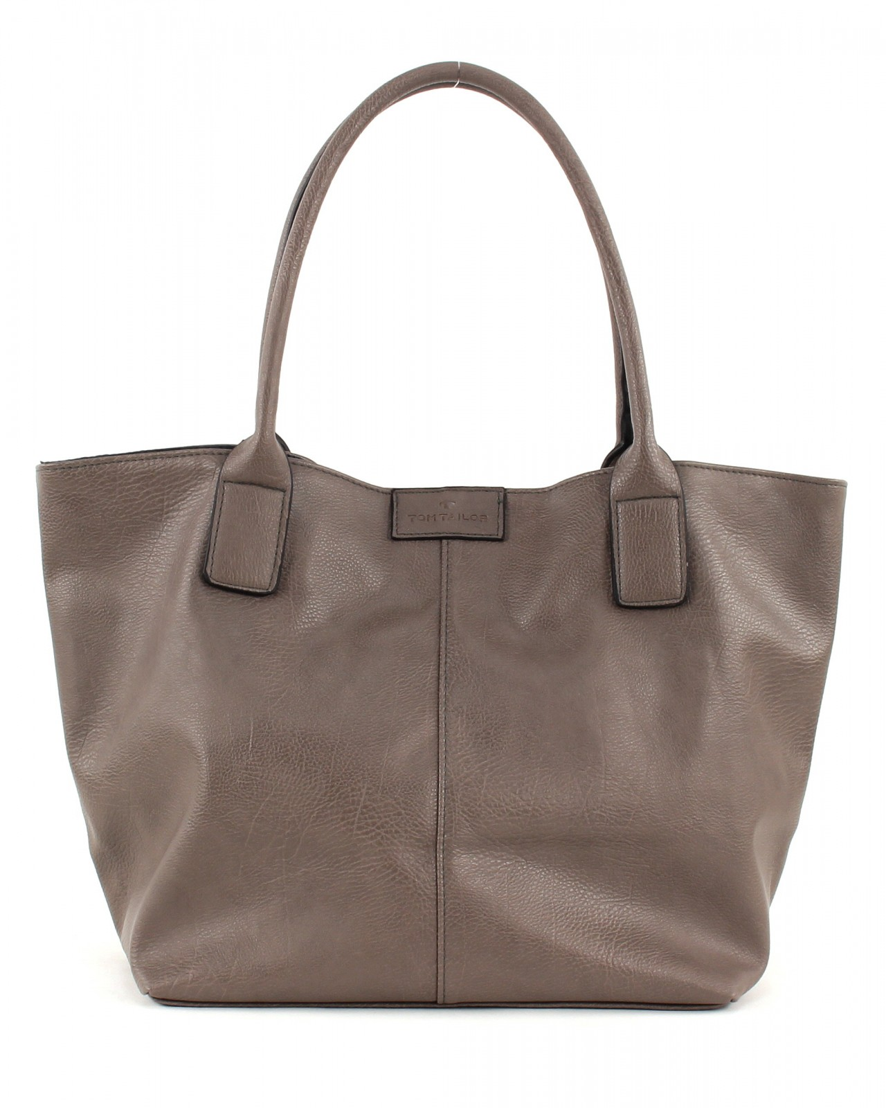 outlet store eab97 43d9d TOM TAILOR Miripu Shopper Bag Taupe