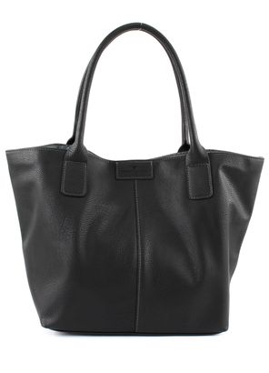 TOM TAILOR Miripu Shopper Black