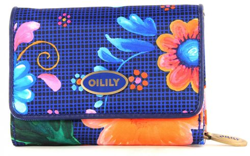 "Oilily ""Russian Rose S Wallet Midnight"" Geldbörse"