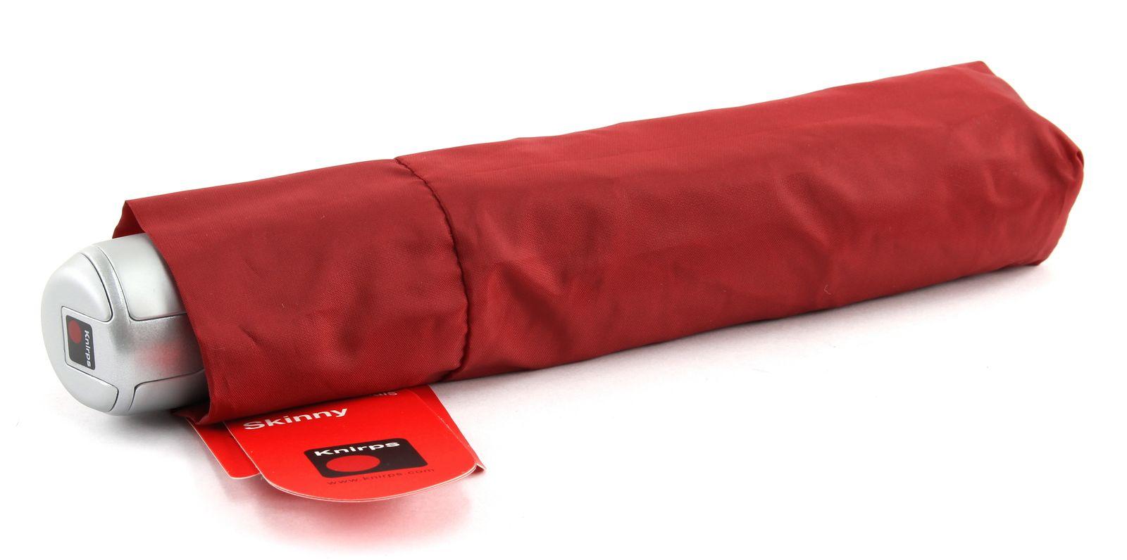 Knirps Essentials Skinny Rosso