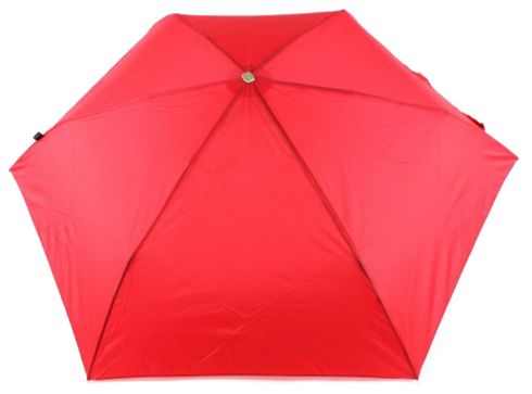 Knirps Business Line Flat Duomatic Red
