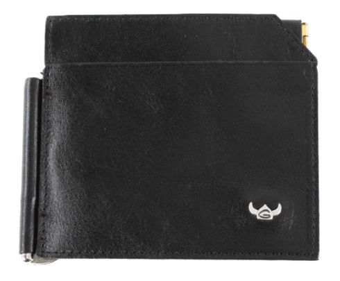Golden Head Colorado Clip Wallet Black