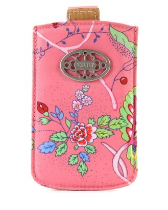 Oilily Summer Romance Smartphone Pull Up Case Coral