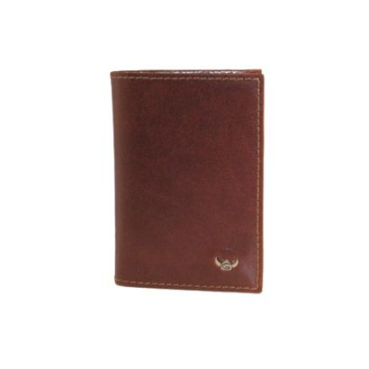 Golden Head Colorado Credit Card Case Tabacco