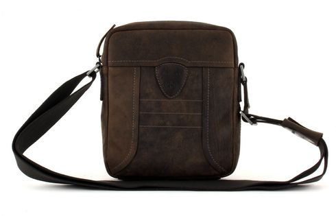 strellson Hunter Shoulderbag SV Dark Brown