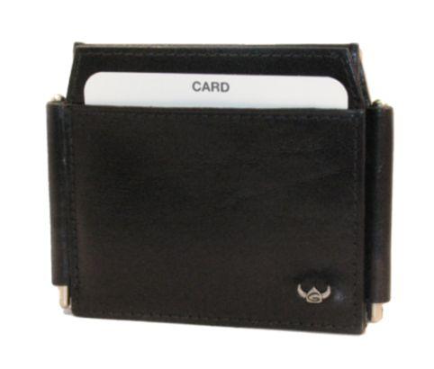 Golden Head Colorado Clip Wallet Black