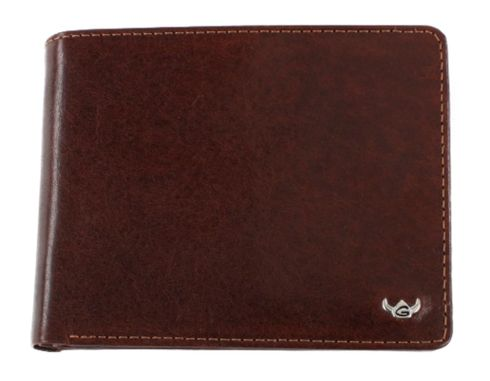 Golden Head Colorado Wallet Tabacco