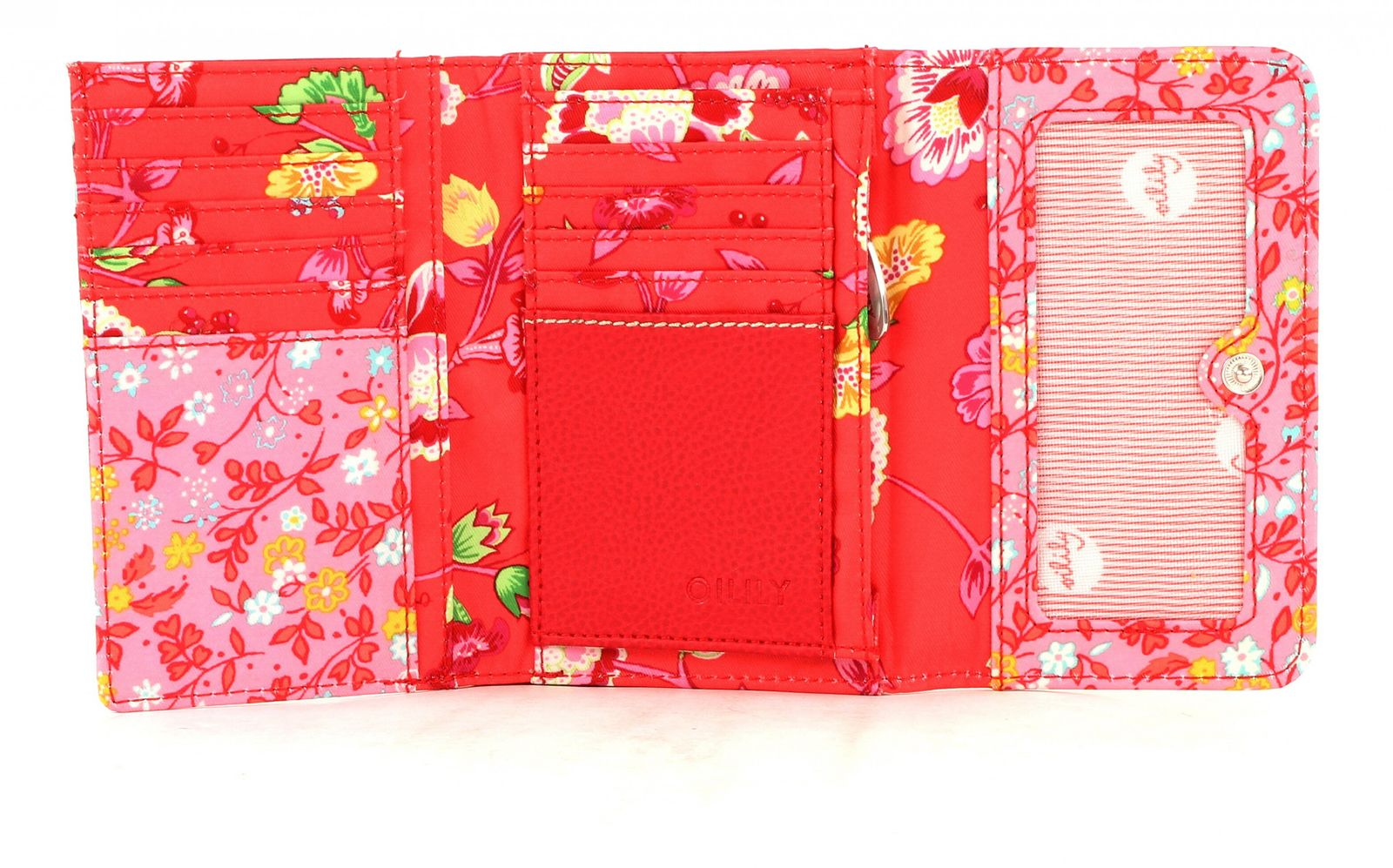 Oilily Classic Ivy S Wallet Tangerine