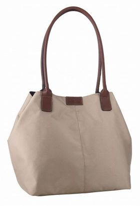 TOM TAILOR Miri Large Shopper Beige