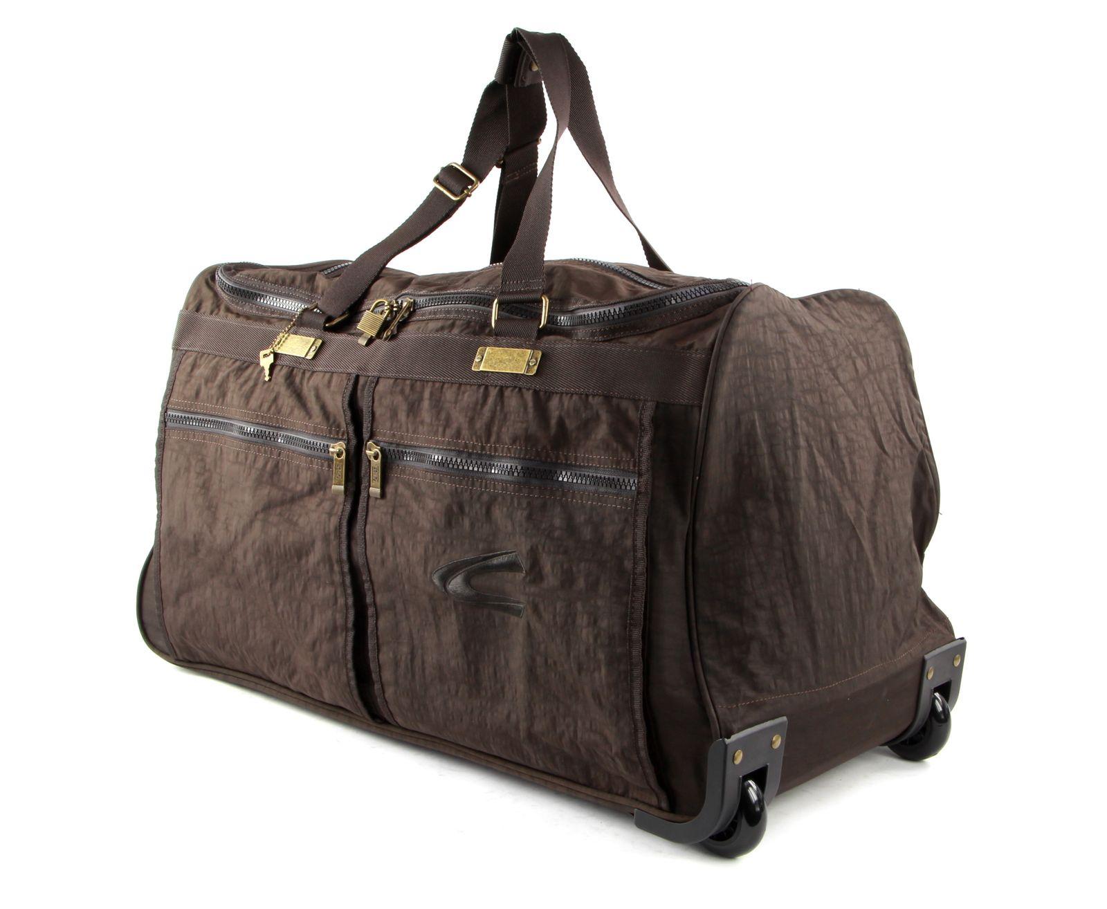 Camel Active Journey Wheeled Travel Bag Brown
