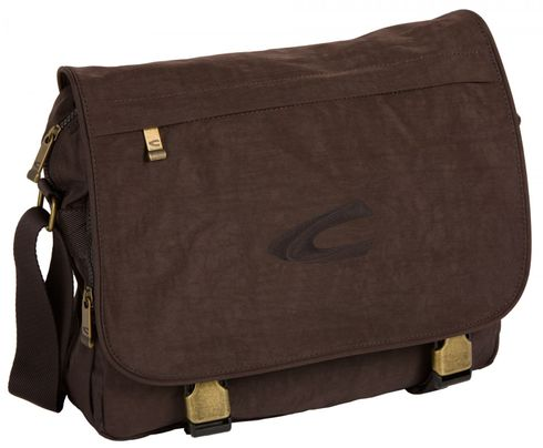 Camel Active Journey Messenger Bag Brown