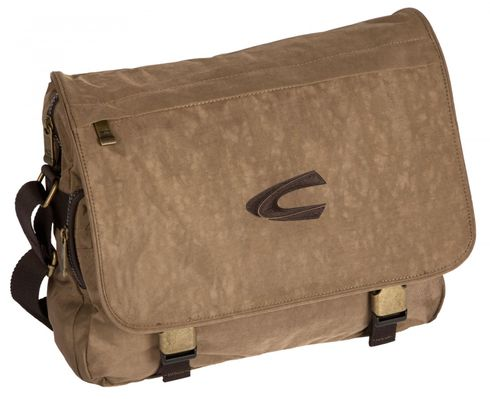Camel Active Journey Messenger Bag Sand
