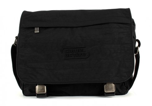 Camel Active Journey Messenger Bag Black