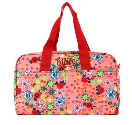 Oilily Fantastic Garden S Shopper Bag Pink