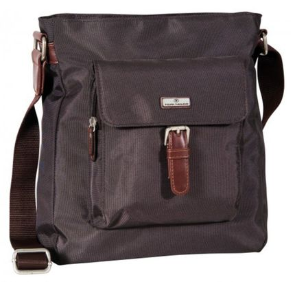 TOM TAILOR Rina Crossbag Brown