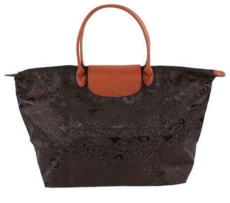 PICARD Easy Folding Bag Mocca