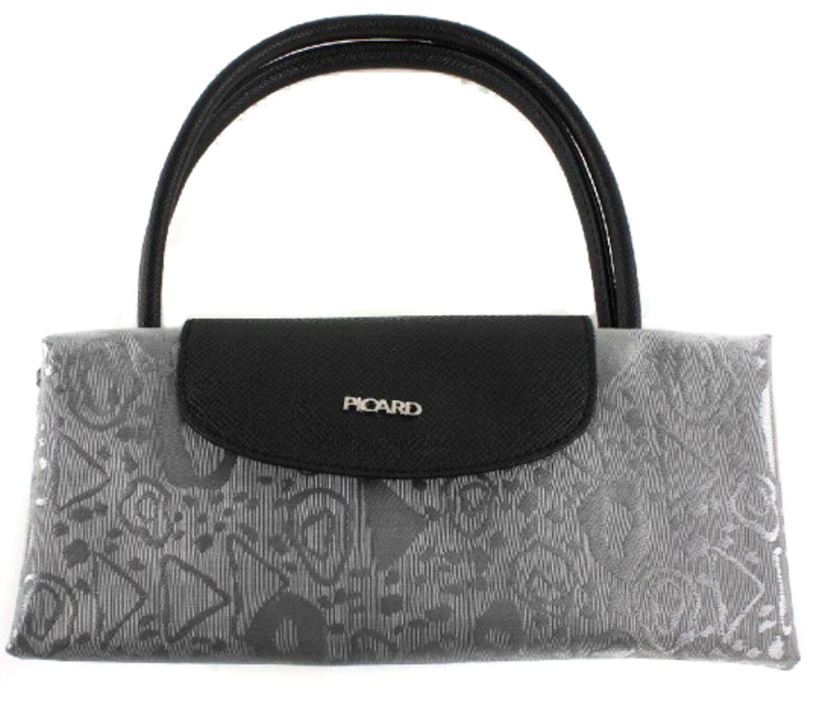 PICARD Easy Folding Bag Silber