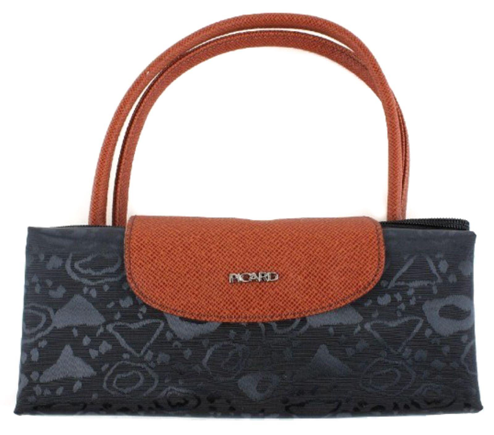 PICARD Easy Folding Bag Ozean
