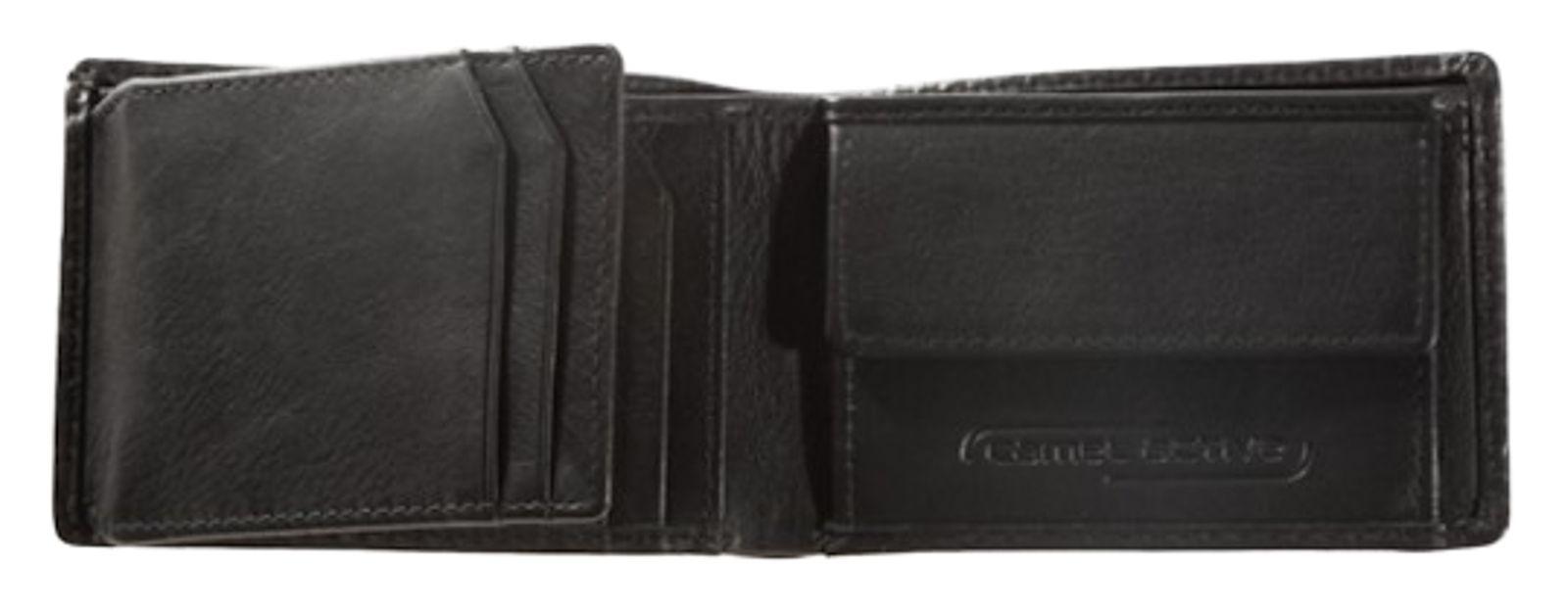 Camel Active Cordoba Wallet Black