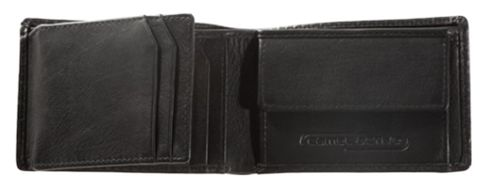 Camel Active Cordoba Wallet Black