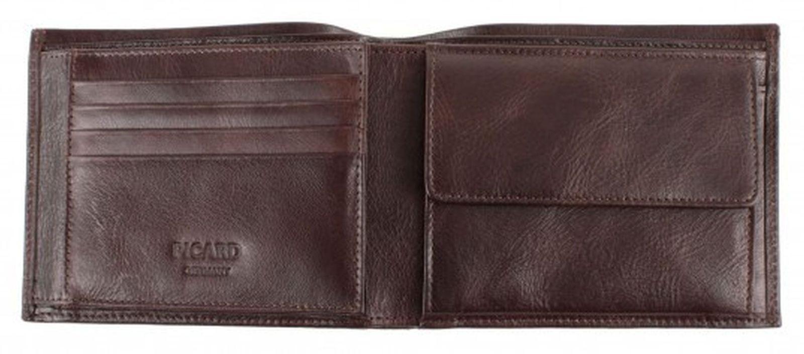 PICARD Apache Wallet Kastanie