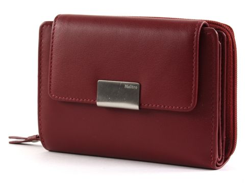Maitre Diethilde Purse V15FZ Red