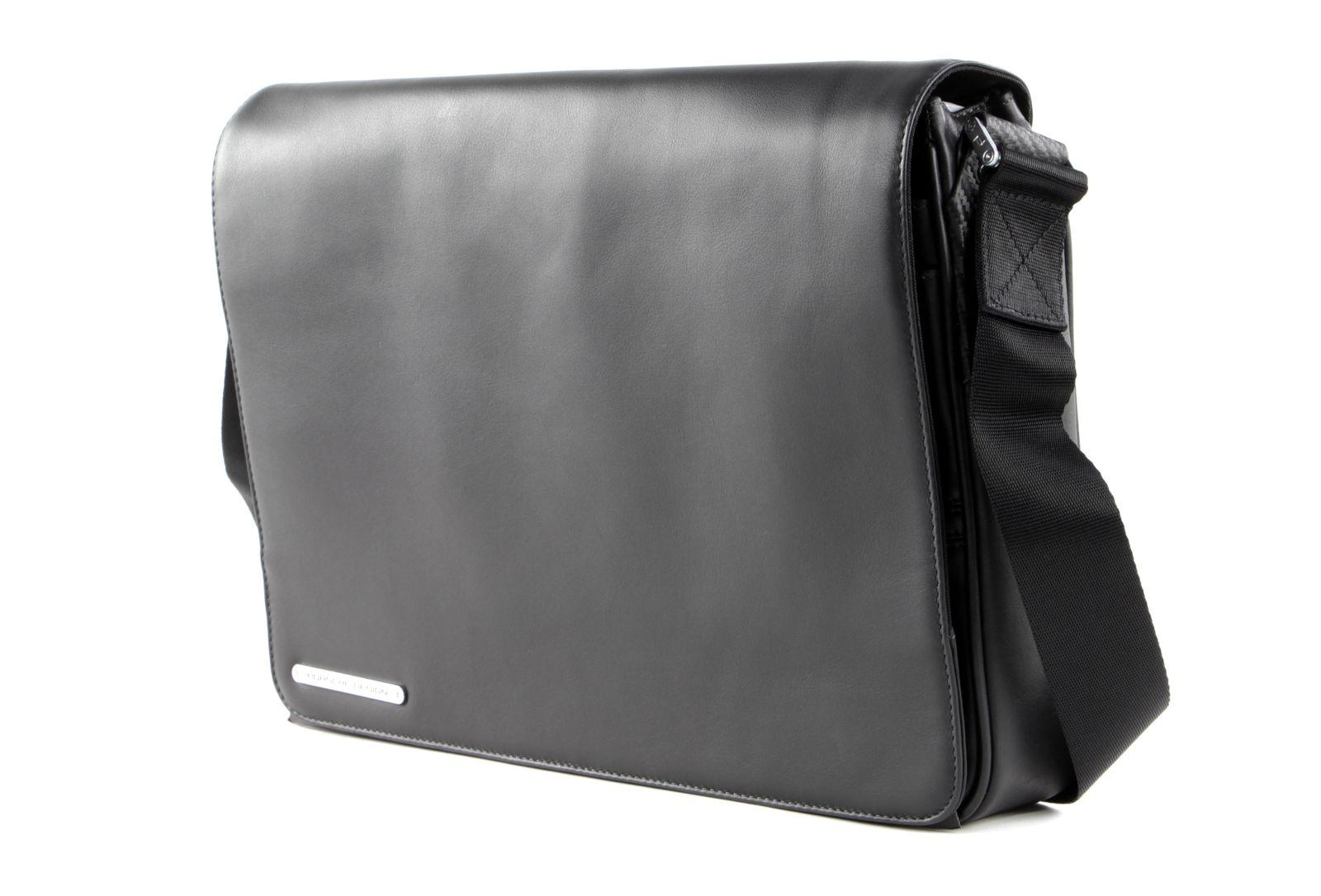 PORSCHE DESIGN CL2 2.0 Shoulder Bag M FH Black