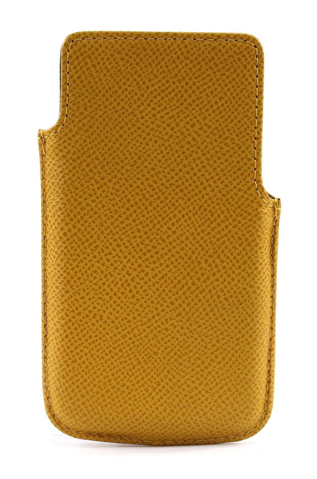 PORSCHE DESIGN French Classic iPhone 4 Case Mustard