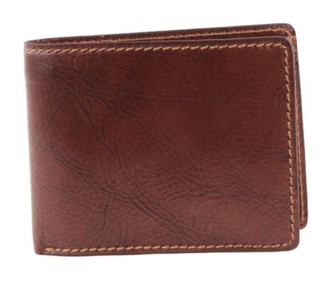 PICARD Toscana Trifold Wallet Kastanie