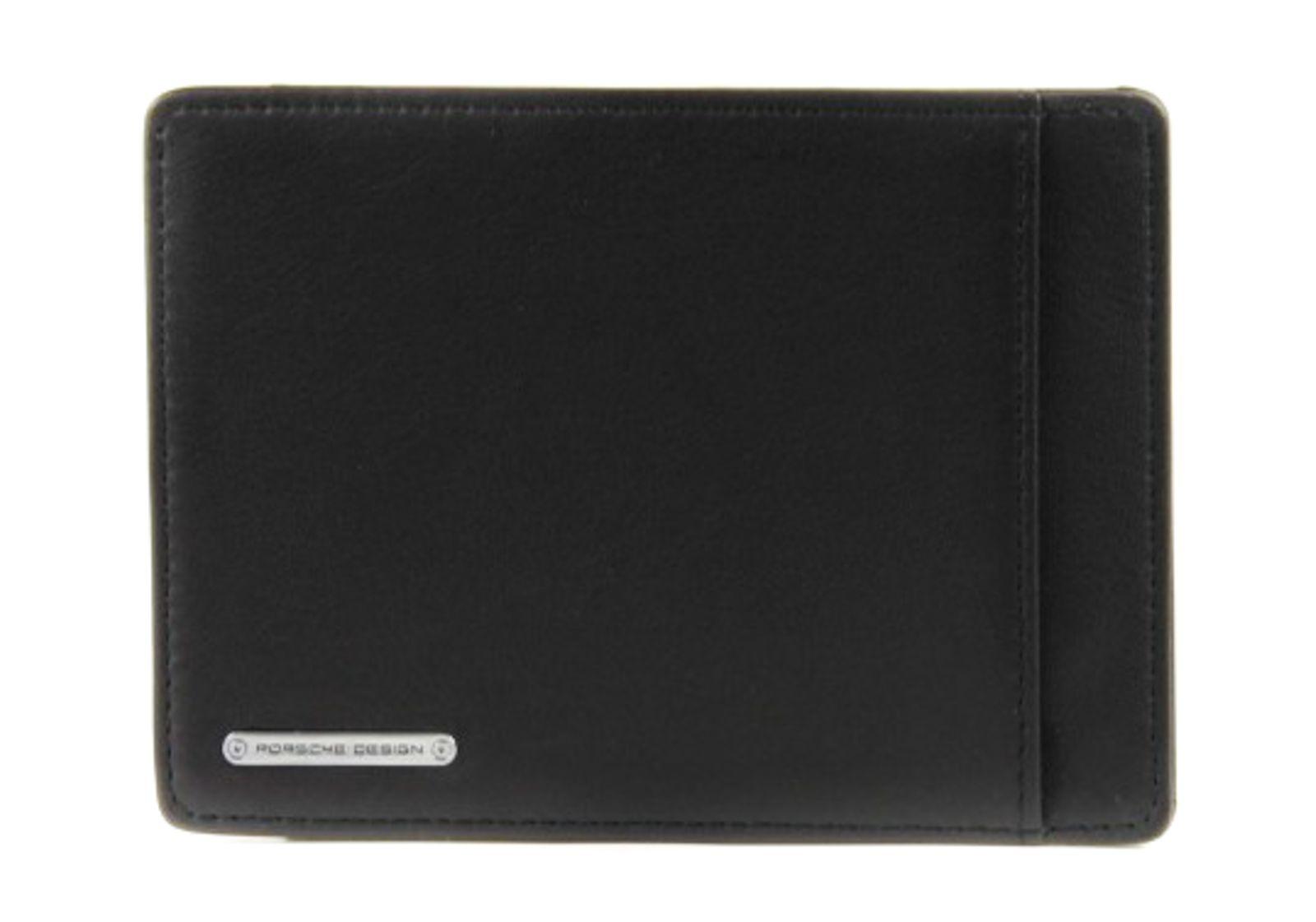 PORSCHE DESIGN CL2 2.0 Card Holder H6 Black