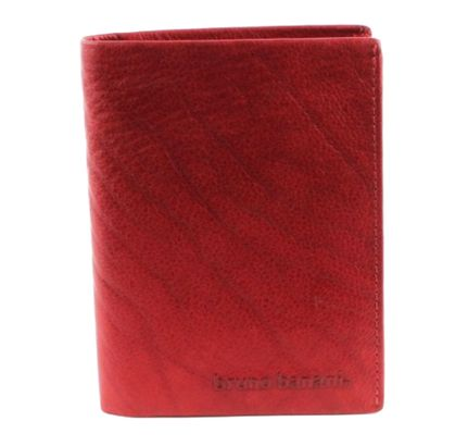 bruno banani Africa Wallet High Red